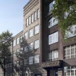 Filmkopieranstalt Geyer-Werke AG, Harzer Straße 39, Berlin (E), Otto Rudolf Salvisberg, 1927-28