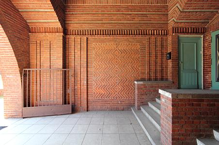 Hindenburgschule (Erich Kästner Grundschule)   Hindenburg School (Erich Kästner Primary School), August-Bebel-Straße 18-24, Frankfurt (Oder), Hugo Althoff, Josef Gesing, 1925–27