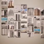 Radikal Modern, Installationsansicht, Großsiedlungen und Widerstände, Foto: Marlen Mueller / Berlinische Galerie