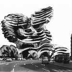Engelbert Kremser, Europa-Center, Fotomontage, 1969, © Engelbert Kremser/Berlinische Galerie, Repro: Markus Hawlik