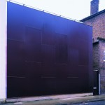 David Adjaye: Elektra House (Fassade), London, 2000, Foto: Lyndon Douglas