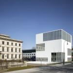 GEORG • SCHEEL • WETZEL Architekten, NS-Dokumentationszentrum München, 20011-15, Foto: Jens Weber