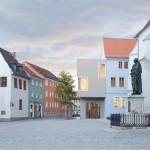 Preis: gildehaus.reich Architekten BDA, Herderzentrum, Weimar 2009–2012 (Bauherr: Evangelisch-Lutherische Kirchgemeinde Weimar), Foto: Frank Aussieker