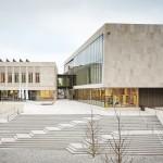 Preis: Schettler Architekten (für Schettler Wittenberg Architekten), Neubau Bürgerhaus Nordhausen, Nordhausen 2014 (Bauherr: Stadt Nordhausen), Foto: Marco Warmuth)