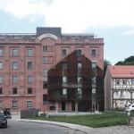 """Anerkennung: Atelier S82 (Rainer Uwe Schultheiss, Architekt), Loftwohnen im Kulturdenkmal """"Bischlebener Mühle"""" am Steigerwald, Erfurt-Bischleben, (Bauherr: TG Immobilien & Bauträger GmbH), Foto: Rainer Uwe Schultheiss"""