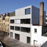 Beat Consoni, Wohn- und Geschäftshaus Edition Panorama, Mannheim, Foto: Gudrun T. de Maddalena