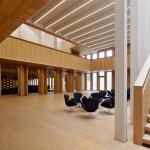 Waechter + Waechter Architekten BDA, Neubau und Sanierung Theater und Orchester Heidelberg, Foto: Thomas Ott