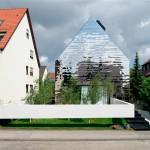 bernd zimmermann _ architekten BDA, Wohnhaus WZ2, Ludwigsburg 2013, Foto: Valentin Wormbs