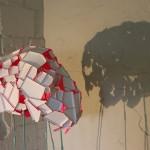 Stiftung Bauhaus Dessau, Haushaltsmesse 2015, Estudio SIC (Spanien): Gropius Evicted / Gropius geräumt. Foto: Stiftung Bauhaus Dessau / Tassilo C. Speler, 2015