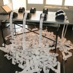 Stiftung Bauhaus Dessau, Haushaltsmesse 2015, Basurama (Spanien): The Wasteroom of Modernity / Der Müllraum der Moderne, Foto: Stiftung Bauhaus Dessau / Tassilo C. Speler, 2015