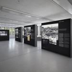 GEORG • SCHEEL • WETZEL Architekten, NS-Dokumentationszentrum München, 2011-15, Innenansicht, Ebene 4, Foto: Jens Weber