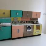 Stiftung Bauhaus Dessau, Haushaltsmesse 2015, Sarah Bonnemaison (Kanada): Kitchen Party / Küchenparty, Foto: Stiftung Bauhaus Dessau, 2015, Foto: Tassilo  C. Speler