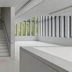 GEORG • SCHEEL • WETZEL Architekten, NS-Dokumentationszentrum München, 2011-15, Innenansicht, 1. Obergeschoss, Foto: Stefan Müller