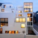 BDA Preis Berlin 2015, Auszeichnung, Auszeichnung, Wohnhäuser an der alten Stadtmauer, Berlin-Mitte; Planer: Atelier Zafari; Bauherr: Just Living GmbH, Foto: Werner Huthmacher