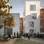 BDA Preis Berlin 2015, Joachimstraße, Berlin-Mitte; Planer: David Chipperfield Architects; Bauherr: Grundstücksgesellschaft Joachimstraße 11 GmbH & Co. KG, Foto: Simon Menges
