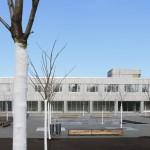 BDA Preis Berlin 2015, Auszeichnung, FU Berlin Holzlaube, Berlin-Zehlendorf; Planer: Florian Nagler Architekten GmbH; Bauherr: Freie Universität Berlin, Foto: Stefan Müller-Naumann