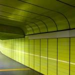 Bonn, U-Bahn, Aktion der Bonner Werkstatt Baukultur, Foto: Constanze Falke