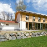 2. Preis: Wieland Egger und K + H Architekten, Wohnhaus Bad Hindelang, 2013-2014, Foto: KfW Bankengruppe/Claus Morgenstern