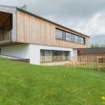 5. Preis: Brennecke-Kohlmeier-Leidl-Reisinger, Wohnhaus Amsham, 2011-2012, Foto: KfW Bankengruppe/Claus Morgenstern