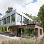 nps tchoban voss, Villa bei Potsdam, Wilhelmshorst 2015, Foto: MartinTervoort