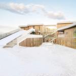 A2F Architekten, FMOS, Gymnasium  Mosfellsbær, Island 2010–2014, Foto: A2F