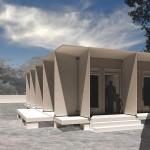 A2F Architekten, OpenShade, Modulares Haussystem, Entwurf 2010