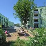 Astoc Architects and Planners, Siedlung Buchheimer Weg, Köln-Ostheim 2005-2012, Foto: Christa Lachenmaier