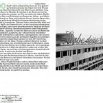Seiten aus: Architekturführer Köln. 103 Zeitgenössische und Moderne Bauten und Quartiere; 000 | Liebe Deine Stadt | Merlin Bauer
