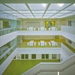 AG Zimmermann Architekten BDA, Sekundarschule Karl Marx, Gardelegen 2013, Foto: Lothar Sprenger