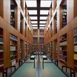 Max Dudler, Folkwang Bibliothek, Foto: Stefan Müller