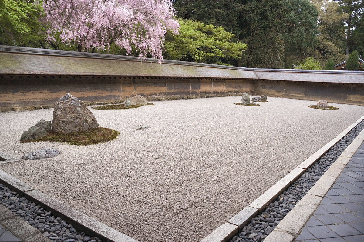 Ryoan-Ji, Kyoto, Foto: cquest, Wikimedia CC BY 2 5
