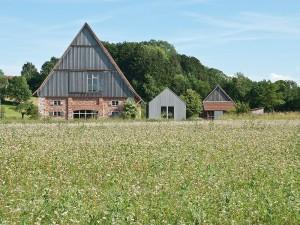 VON M, Pavillon Bauernhaus Museum Wolfegg, Wolfegg 2013, Foto: Dennis Mueller