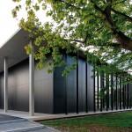 Harter + Kanzler Freie Architekten BDA, Stefan-Andres-Gymnasium, Schweich 2012, Foto: Olaf Herzog
