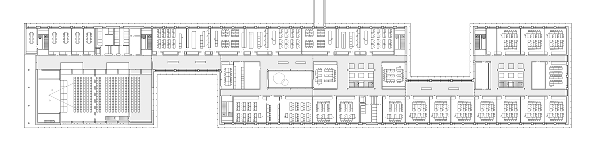01 harter kanzler freie architekten bda stefan andres gymnasium schweich 2012 grundriss eg bda. Black Bedroom Furniture Sets. Home Design Ideas