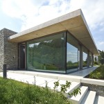 pape + pape architekten bda, Wohnhaus, Bacharach 2014, Foto: Oliver Rieger