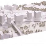 Entwurf Ortner & Ortner Baukunst, Modellfoto