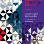 Jeannette Merker und Riklef Rambow (Hrsg.): Architektur als Exponat. Gespräche über das Ausstellen, Cover