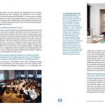 Jeannette Merker und Riklef Rambow (Hrsg.): Architektur als Exponat. Gespräche über das Ausstellen, S. 42-43