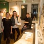 """Verleihung Studienpreis """"Konrad Wachsmann 2015"""" des BDA, Bund Deutscher Architekten Landesverband Sachsen im Wachsmannhaus in Niesky, Foto: André Schulze"""