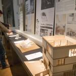 Ausstellung der Studienarbeiten im Wachsmann-Haus, Foto: André Schulze