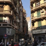 Downtown Cairo, Foto: Luise Flade