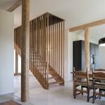Atelier ST, Scheune, Sermuth, Foto: Werner Huthmacher
