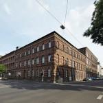 Die Alte Samtweberei wird als Gemeinschafts-, Wohn- und Arbeitsort schnell als ein neues Zentrum im Samtweberviertel wahrgenommen, 2013, Foto: Stefan Bayer