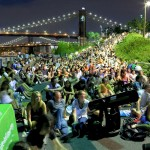Brooklyn Bridge Park, New York, Foto: Etienne Frossard