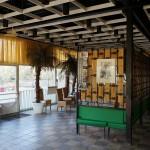 Pinguin-Café, innen, Foto: Ostmodern.org