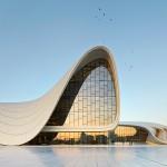 Zaha Hadid Architects, Heydar Aliyev Center, Baku Aserbaidschan, 2014, Foto: Hufton+Crow