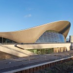 Zaha Hadid Architects, London Aquatics Centre für die Olympischen Sommerspiele, London 2012, Foto: Hufton + Crow