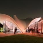 Zaha Hadid Architects, Serpentine Sackler Gallery, London 2013, Foto: Luke Hayes