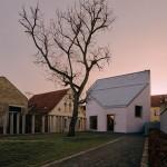 Atelier ST, Lutherarchiv, Eisleben 2012-2016, Foto: Simon Menges