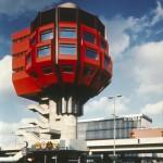 Ralf Schüler und Ursulina Schüler-Witte, Bierpinsel, Berlin 1967-1976, Foto: Mila Hacke Architekturfotografie